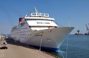 В Одесском порту - непривычно много пассажирских лайнеров (ФОТО)
