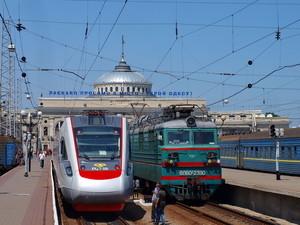 """Скоростной поезд """"Одесса-Киев"""" отменен"""