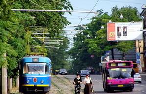 Одесская мэрия планирует уменьшить конкуренцию муниципальному общественному транспорту
