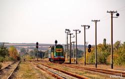"""В Одесской области отменяют поезд, известный как """"Бомбей"""""""
