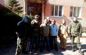 Попытка захвата помещения «Укрзализныци» – дело рук одесских активистов