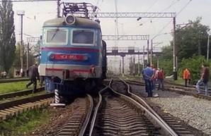Поезд «Луганск-Одесса» из-за обстрела опоздал на четыре часа