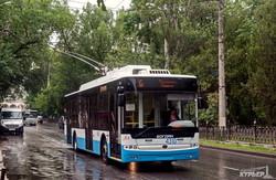 Новых троллейбусов в Одессе не будет (ФОТО)