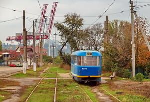 Одесская мэрия начала наступление на трамвай по всем фронтам
