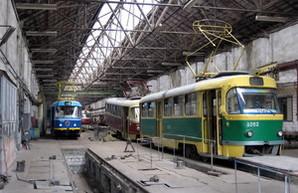 В Одессе снова работают два трамвайных депо (ФОТО)