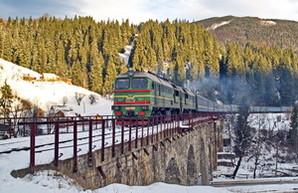 На Новый Год из Одессы пустят дополнительный поезд на Черновцы через Львов