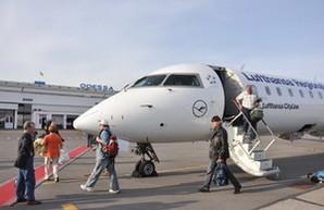 Одесский аэропорт уступает только воздушным воротам Киева