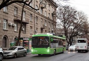 Маршрут №9: по одному графику автобусы и троллейбусы
