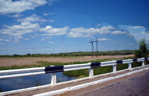 Мост на трассе Одесса - Рени отремонтировали: проезд открыт