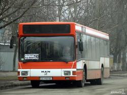 Одесская мэрия выпустила на маршруты 19-летние автобусы (ФОТО)