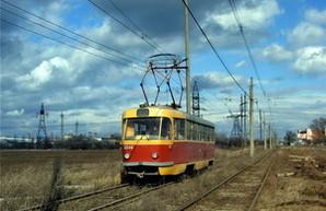 В Одессе продлили загородный трамвайный маршрут