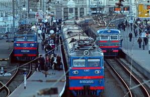 Железная дорога пускает дополнительные поезда в Одессе на Пасху