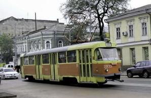 В Одессе запустили на маршруты новые трамваи повышенной вместимости (ФОТО)