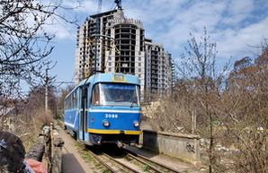 Трамвайный маршрут на 411-ю батарею сокращают до прежнего вида (ФОТО)