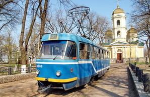 Одесский электротранспорт стал перевозить больше пассажиров