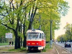 """Одесса закупит десять подержанных трамваев """"Татра"""""""