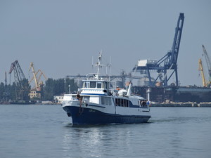 """В Одессе и окрестностях планируют возродить """"морские трамвайчики"""" (видеотрансляция)"""