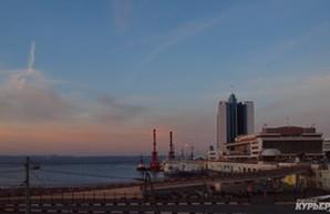 Из Одесского порта открыта каботажная линия в Днепропетровск