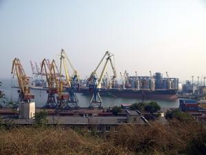 В порту Южный могут построить еще один частный терминал за 100 млн долларов