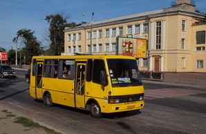 На маршрутки Одессы обещают установить GPS