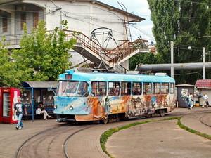 Одесситам обещают арт-трамваи