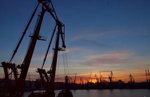 Одесский порт посетили американские конгрессмены