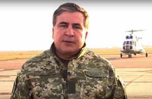 Саакашвили хочет восстановить полеты в аэропорту Измаила