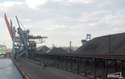 Как работает крупнейший порт Украины: фотоподробности с капитанского мостика