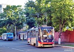 Сколько в Одессе трамваев к 105-летнему юбилею (ФОТО)