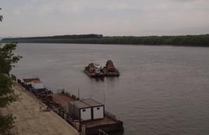Дунай в очередной раз обмелел: судоходство невозможно