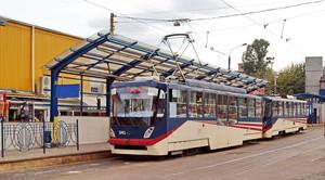 Одесса объявила тендер на закупку одного низкопольного трамвая