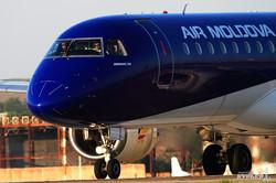 Альтернатива отмены авиасообщению с Россией для одесситов - международный хаб Кишинева (ФОТО)
