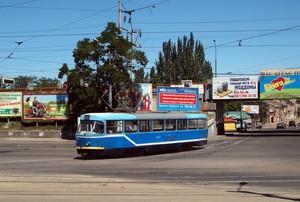 Тендер на строительство трамвайной развязки у Пересыпского моста отменен