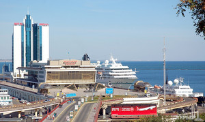 В следующем году в Одессу могут вернуться круизные лайнеры