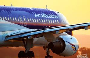 Молдавская авиакомпания прекращает полеты в Одессу уже послезавтра