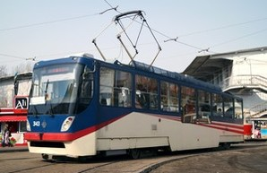 """Новый трамвай для Одессы будет делать """"Татра-Юг"""""""