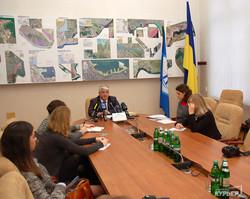 В Одессе озвучили планы развития украинских портов на будущий год