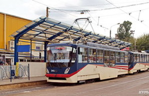 Одесская мэрия обещает скорую поставку двух новых частично низкопольных трамваев