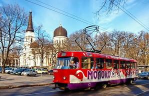 В Одессе появился прямой трамвайный маршрут из центра в жилмассив Таирова и Люстдорф