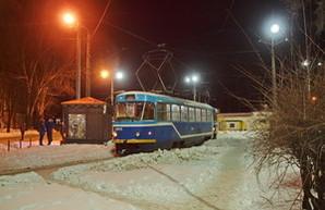 В Одессе до сих пор не работают два маршрута трамвая