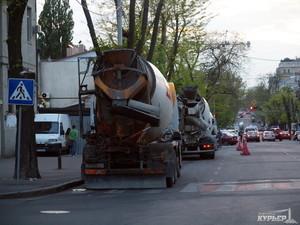 Центр Одессы закроют для грузовых автомобилей