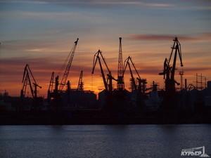 На реализацию проектов Одесского порта выделено свыше 550 миллионов