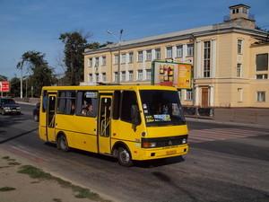 Одесские маршрутки меняют перевозчиков