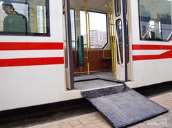 В этом году одесситам обещают еще пять новых низкопольных трамваев (ФОТО)
