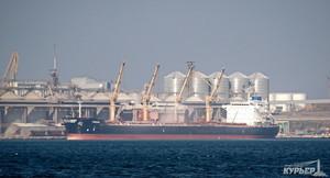 В порту Черноморска намерены построить новый терминал