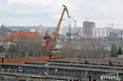 В Одессу пытались продать троллейбусы с разрушенного и разграбленного завода (ФОТО, ВИДЕО)