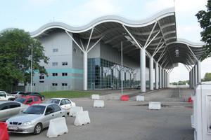 Новый терминал одесского аэропорта обещают запустить 30 сентября (ФОТО)