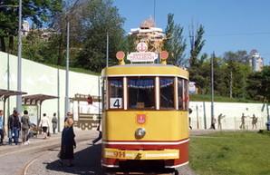 """В Одессе появится """"трамвай счастья"""""""
