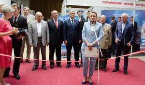 В Одессе проходит международная транспортная неделя