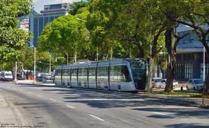 Рио-де-Жанейро запускает линию скоростного трамвая (ФОТО)
